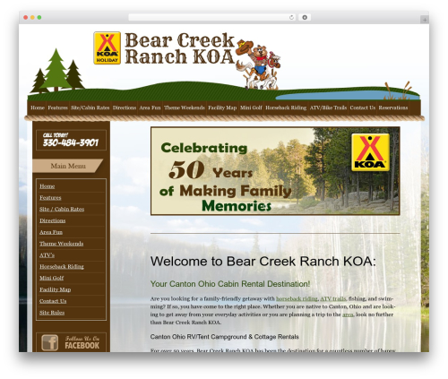 MSH Responsive Theme theme WordPress - bearcreek.us