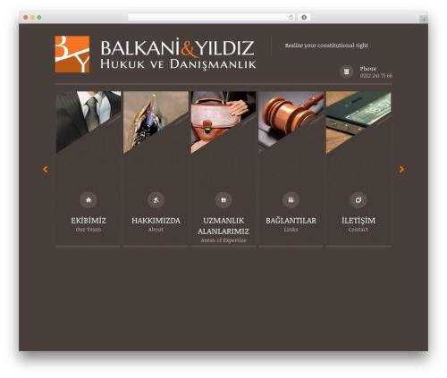 Themis - Law Business WordPress Theme WordPress theme - balkani-yildiz.com
