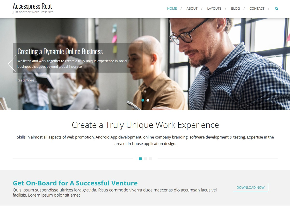 AccessPress Root best WooCommerce theme