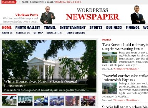 advanced newspaper best WordPress magazine theme