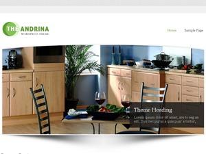 Andrina Lite business WordPress theme