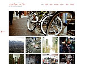 AutoFocus Pro WordPress theme image