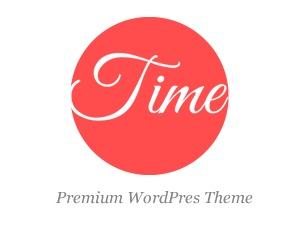 Best WordPress template Time