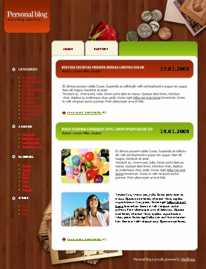 Best WordPress theme WordPress theme 431