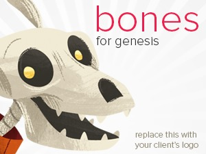 Bones for Genesis Child Theme WordPress theme