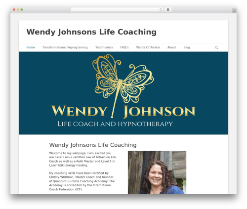 Catch Base WordPress free download - wendyjohnsonslifecoaching.com