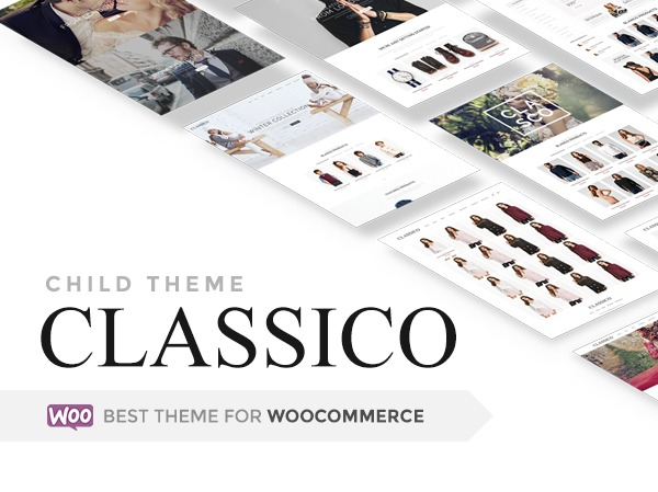 Classico Child best WordPress theme