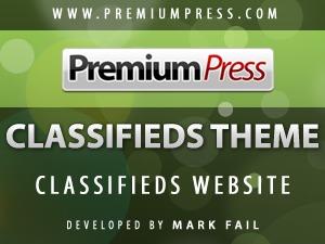 classifiedstheme WP theme