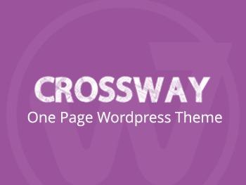 Crossway premium WordPress theme