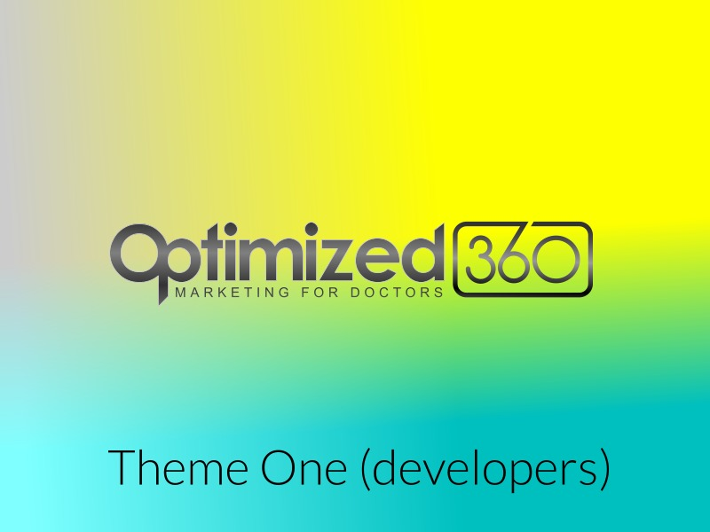 Developers theme WordPress