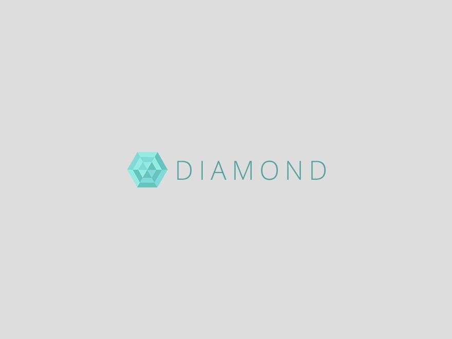 Diamond WordPress personal WordPress theme