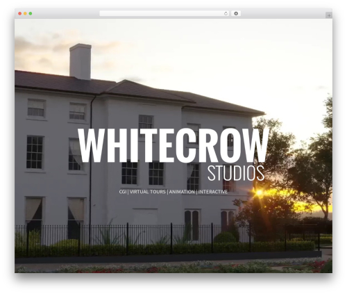 WordPress css-hero plugin - whitecrowstudios.co.uk