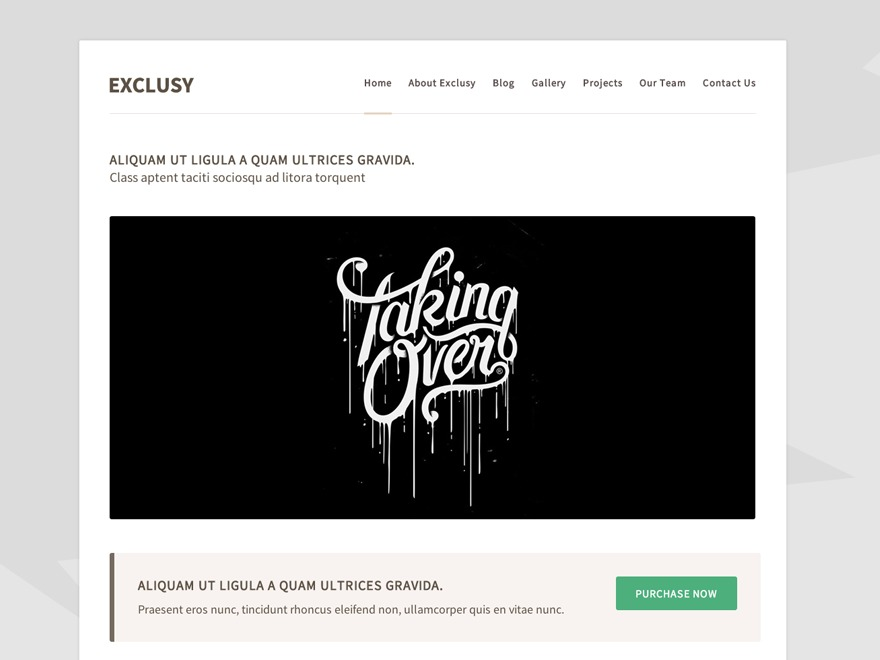 Exclusy best WordPress magazine theme