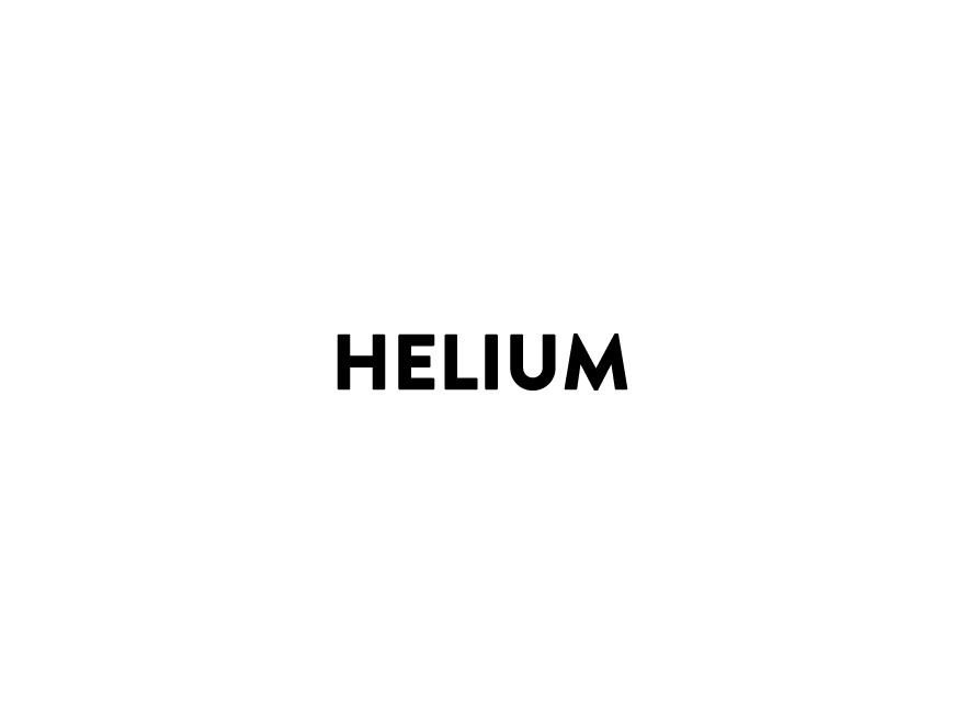 Helium theme WordPress portfolio