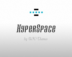 HyperSpace theme WordPress