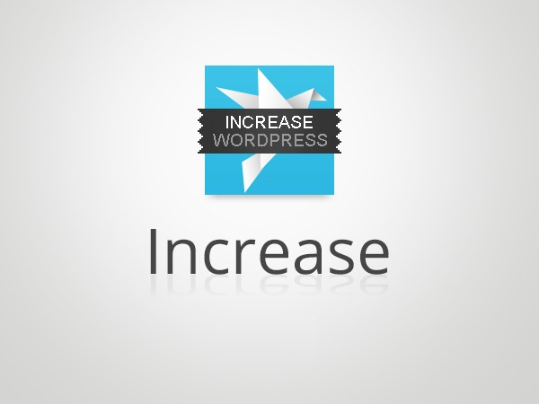 Increase theme WordPress