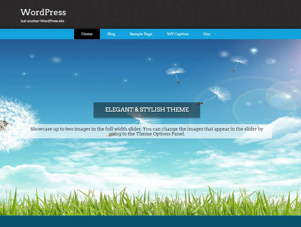 InDreams free WordPress theme