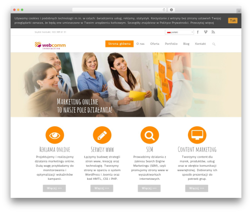 INOVADO WP theme - webcomm-interactive.pl