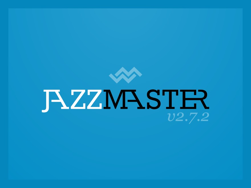 JazzMaster business WordPress theme