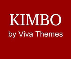 Kimbo WordPress template for business