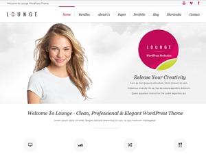 Lounge WordPress theme