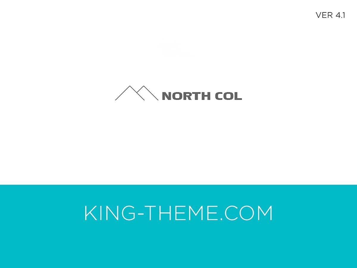 NorthCol premium WordPress theme