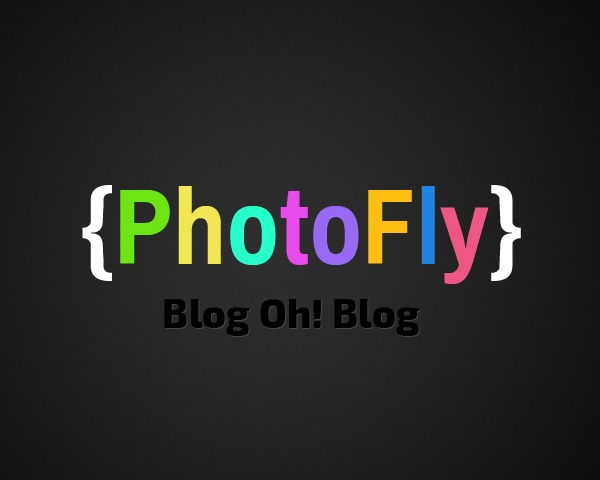 photofly WordPress blog theme