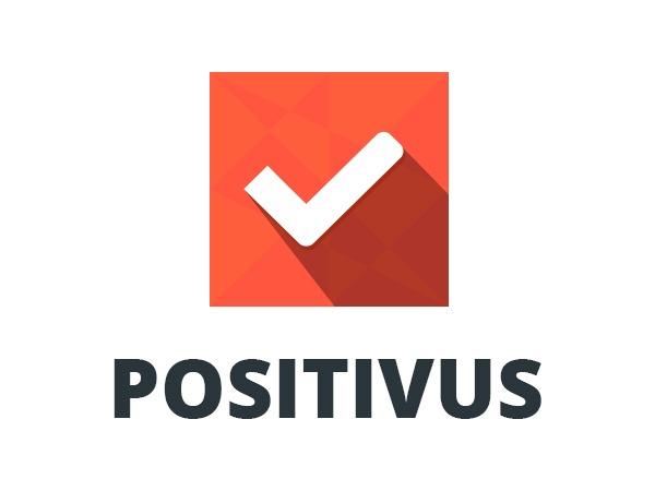 Positivus best portfolio WordPress theme