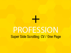 Profession WordPress website template