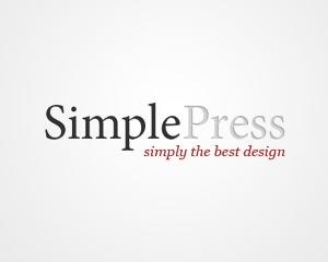 SimplePress Child WordPress theme