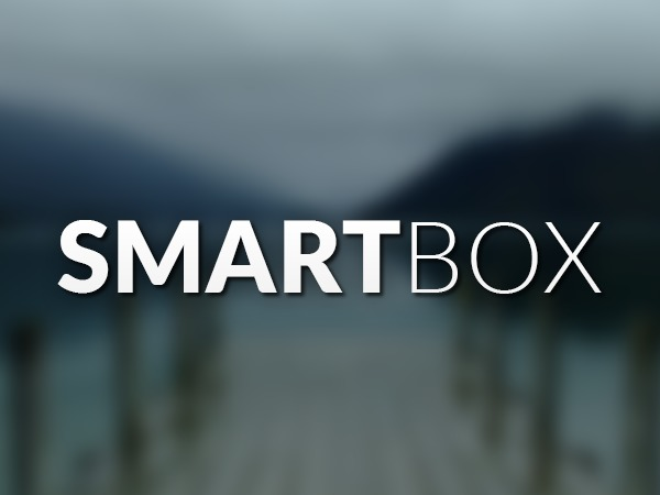 Smartbox WordPress blog template