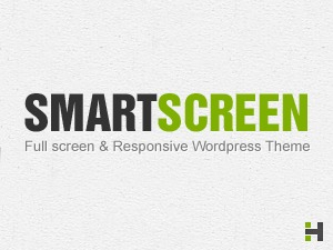 SmartScreen WP template