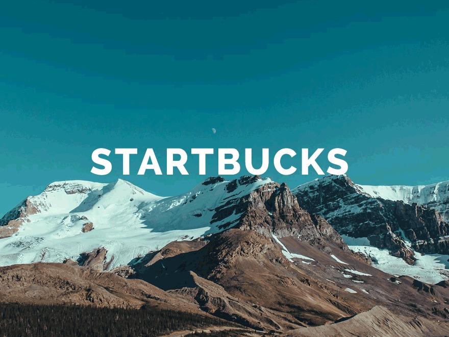 startbucks theme WordPress
