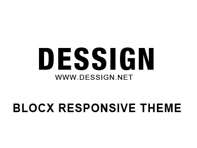 Template WordPress Blocx Responsive WordPress Theme