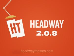 Template WordPress Headway
