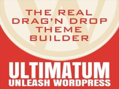 Template WordPress Ultimatum for UXi