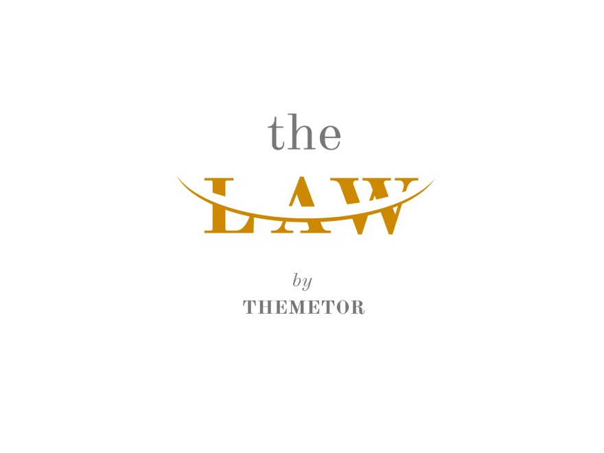 The Law WordPress shop theme