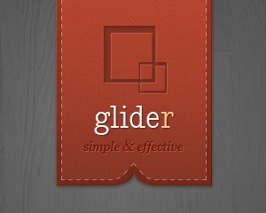 Theme WordPress Glider