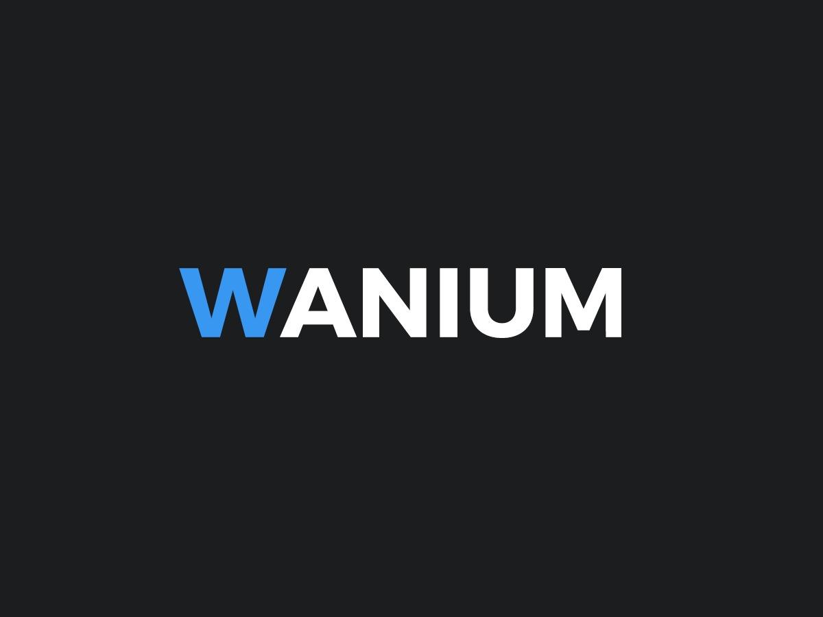 Theme WordPress Wanium