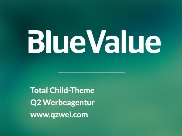 Total Child best WordPress theme
