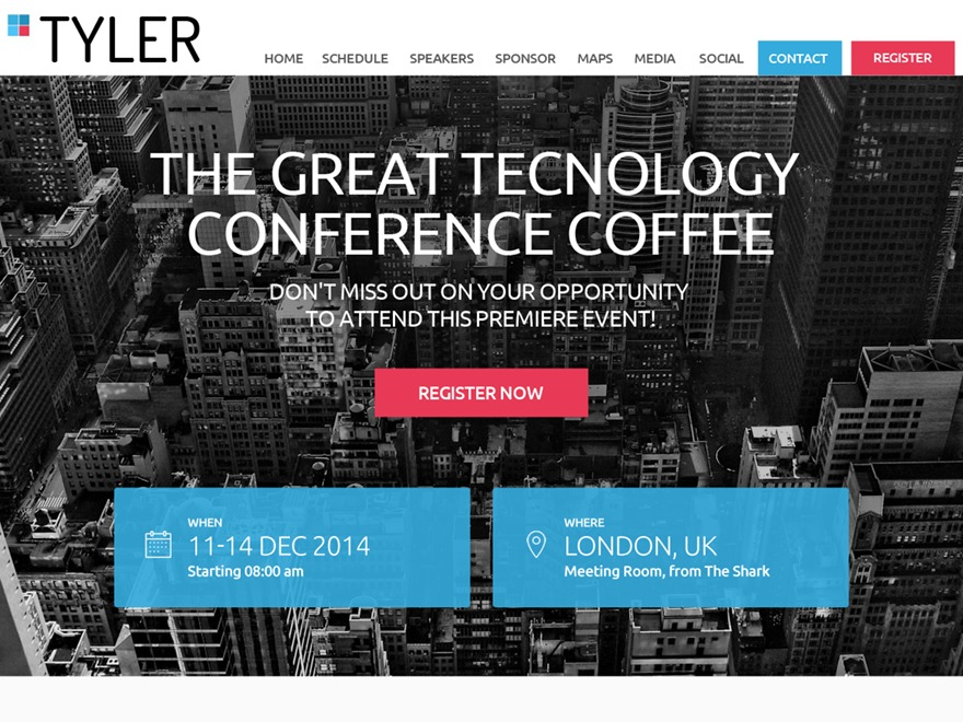 Tyler best WooCommerce theme