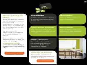 walltowall_wptheme WordPress page template