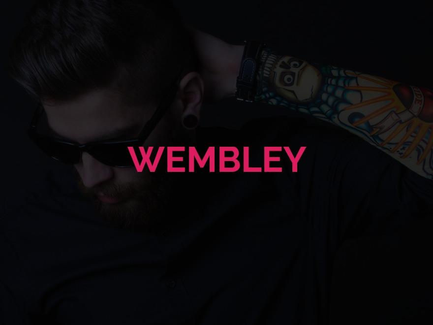 Wembley WordPress theme