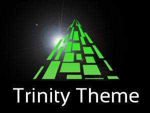 WordPress template Trinity