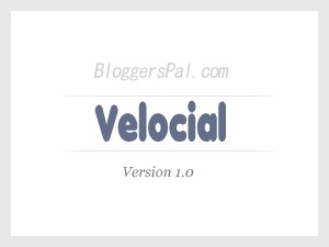 WordPress template Velocial Theme