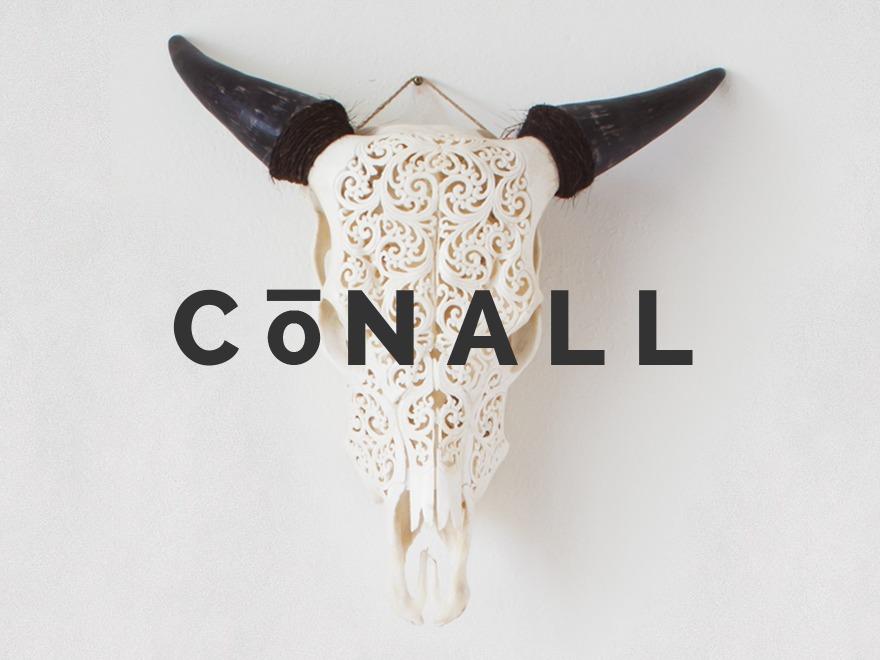 WordPress theme Conall