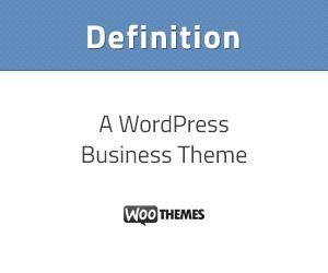 WordPress theme Definition