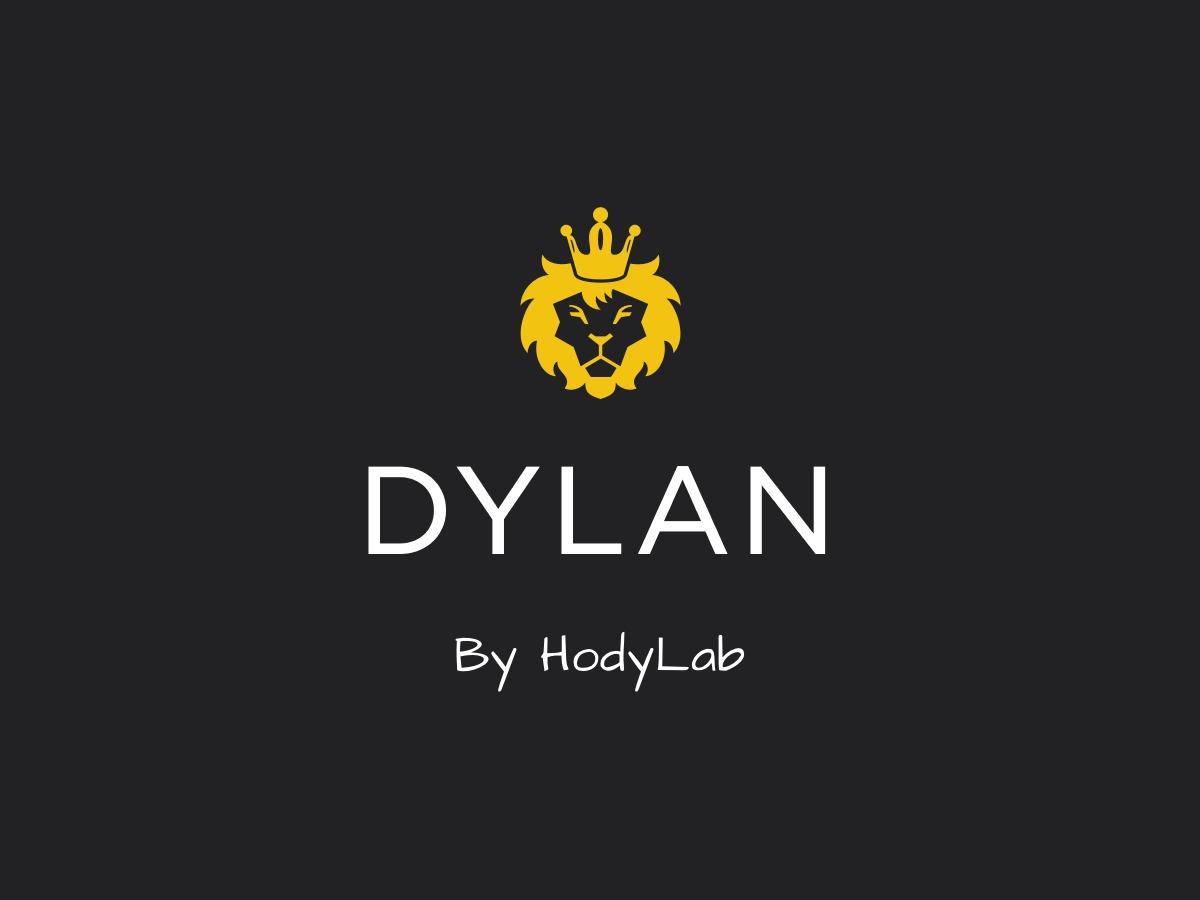 WordPress theme Dylan WP Child
