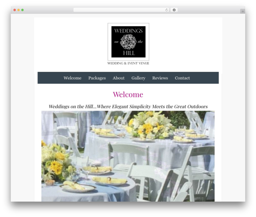Free WordPress Anti-Captcha (anti-spam botblocker) plugin - weddingsonthehill.com