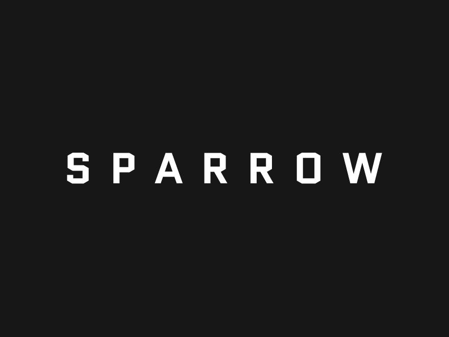 WordPress theme Sparrow